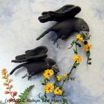 Crows Primitive Soft Sculp..